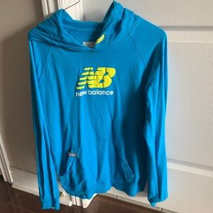New Balance Sweater - blue - new condition
